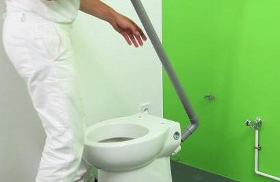 Comment installer un wc avec broyeur compact
