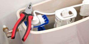 Démonter le mécanisme chasse d eau