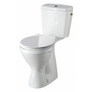 En ce moment, la mode est à l'utilisation de WC suspendu. Toutefois, les gammes de produits à poser réservent encore plusieurs modèles haut de gamme intéressants. De plus, les WC à poser ont l'avantage d'être faciles à installer. Vous n'aurez pas besoin de réaliser de grands travaux si le modèle ancien de la maison était de la même catégorie, à savoir à poser. Nous allons vous présenter aujourd'hui un Pack wc surélevé sortie verticale de fabrication française. Effectivement, ce pack provient d'un groupe situé dans le Nord Pas de Calais. Avec ses plusieurs années d'expérience, Planète Bain offre des équipements de sanitaires et de salle de bains de qualité à sa clientèle. Le pack wc surélevé sortie verticale est de couleur blanche. Le type de la cuvette est surélevé. L'ensemble est en céramique tandis que l'abattant est en thermodur. Le produit utilise un type de sortie verticale avec un diamètre de sortie de 100 mm. La chasse utilise un double mécanisme et son volume varie est de 3 et 6 litres. L'assise a une hauteur de 49 cm alors que la hauteur du WC se trouve à 84 cm. La largeur ainsi que la profondeur du WC sont respectivement de 38 cm et 72 cm. Concernant son poids, le pack pèse 36 kg et sa garantie est de 2 ans. Le propriétaire peut installer le pack wc surélevé sortie verticale directement dans la salle de bains ou dans une pièce aménagée spécialement. Il est facile de remplacer votre ancien WC à poser par ce pack Planète Bain. Aucun aménagement spécifique n'est à prévoir lorsque l'ancien équipement dispose de la même configuration que cet article. Toutefois, vous pouvez pareillement demander de l'aide à un professionnel pour qu'il fasse la pose afin d'éviter les problèmes et les mauvaises surprises. À signaler que toute la céramique du pack est garantie 10 ans.