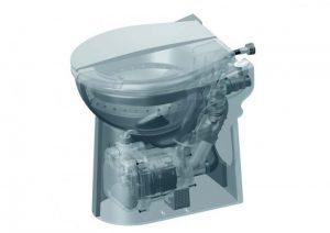 Les spécificités du wc broyeur compact